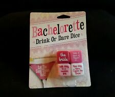 BRAND NEW DRINK OR DARE DICE GAME PARTY 02088 BACHELORETTE