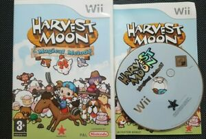 Harvest Moon: Magical Melody-Nintendo Wii-PAL-COMPLETO