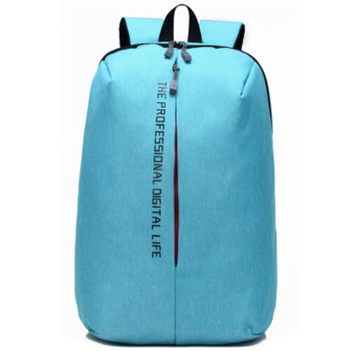 Canvas Men/'s Backpack Bag 14.1Inch Laptop Notebook Mochila Waterproof School Bag