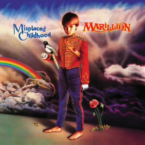 Marillion-Misplaced-Childhood-2017-Remaster-New-Vinyl-LP-Rmst