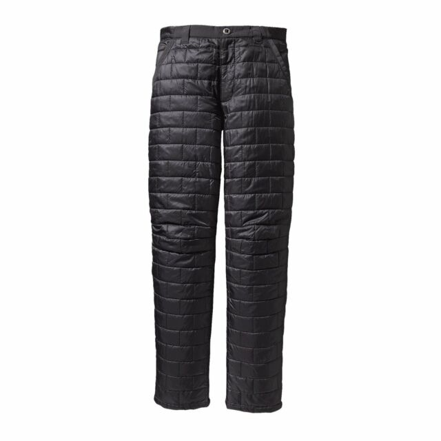 Patagonia Men's Nano Puff ™ Pants/PRIMALOFT ® Pantalon-Forge Grey-L/Large