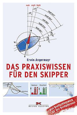 Unparteiisch Das Praxiswissen Für Den Skipper Ratgeber Tipps Buch Segeltechnik Anlegemanöver Bootsteile & Zubehör Sachbücher