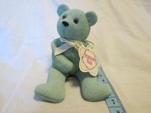 Treasured Pals Godfrey Bear B/D 14 January 1999