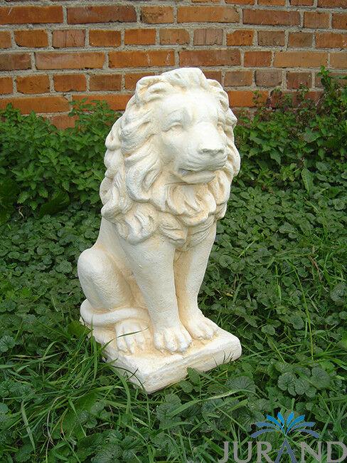 Leones Piedra Escultura Figura Hormigón Estatua Nuevo 1532