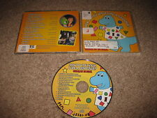 Sharon Novak - How Do You Walk Like A Dinosaur - CD - Ex-Library