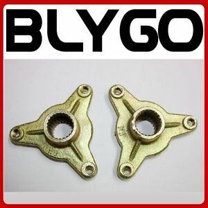 2X-3-Stud-23-Tooth-Spline-Wheel-Rear-Axle-Hub-125-110cc-Quad-Dirt-Bike-ATV-Buggy