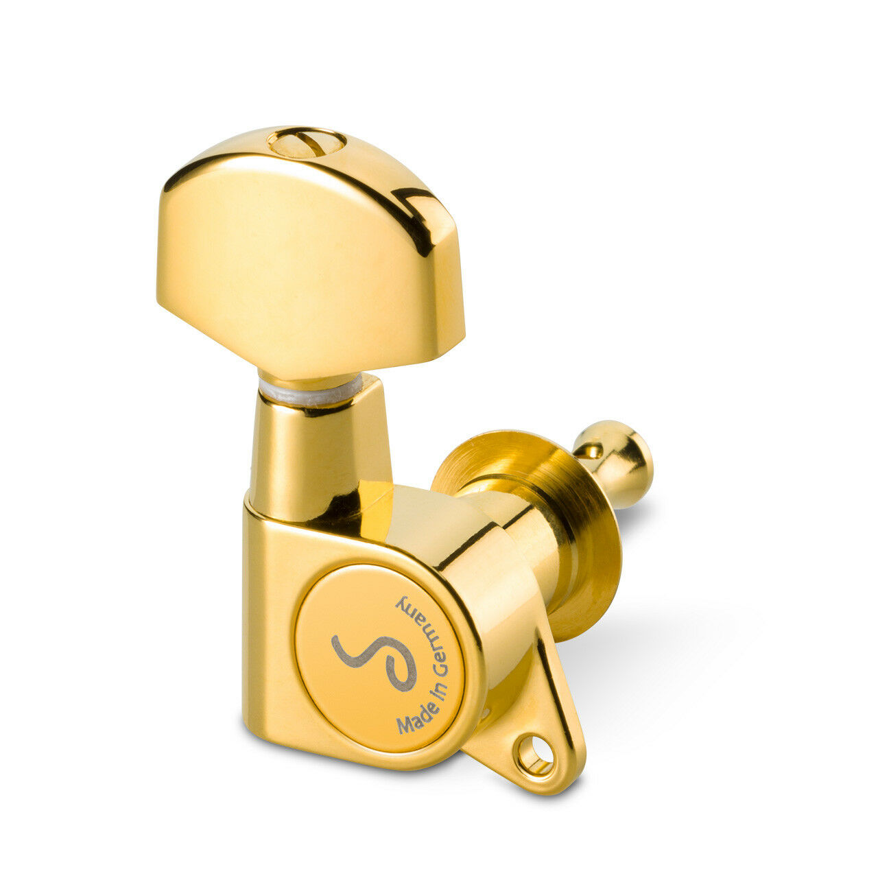 Genuine Schaller M6 135 3+3 Gold 10020523.02.36