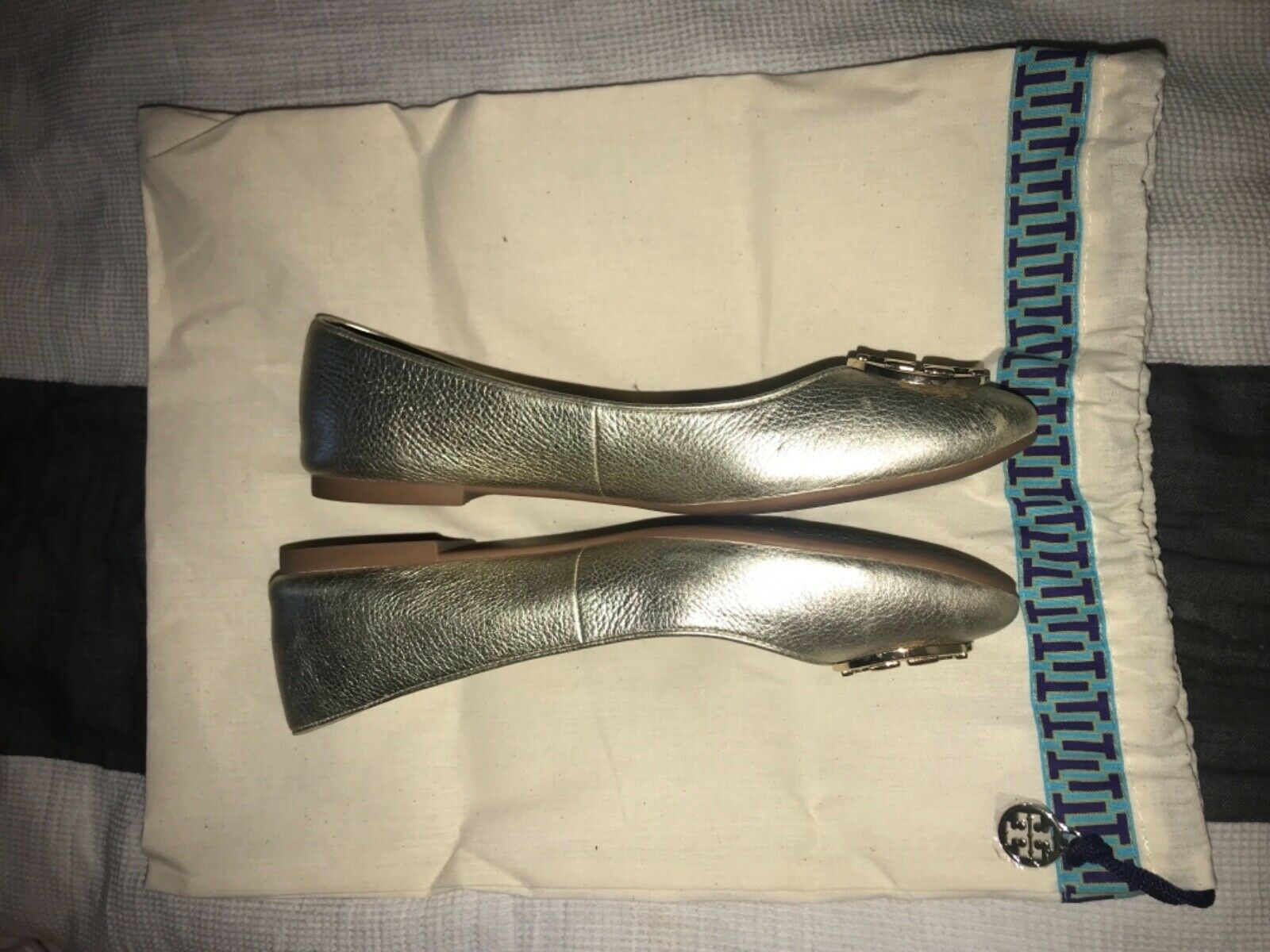 Tory Burch Claire Ballerina Flat - image 3