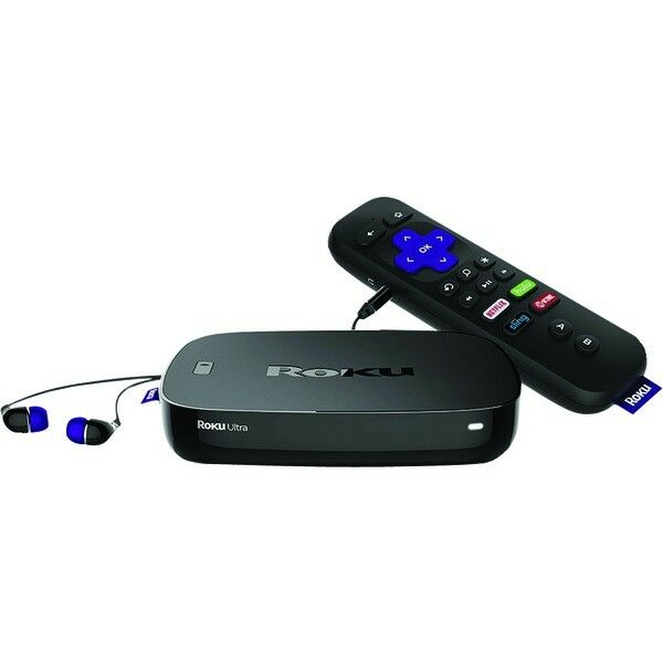 ROKU(R) 4640XB Roku(R) Refurbished Roku(R) Ultra Streaming Player