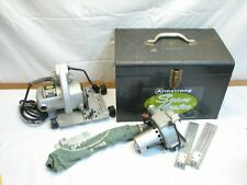 Armstrong Seam Master Flooring Cutter Saw Tool With Box Dust Guard S 856