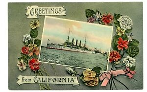 Navy shipmilitary uss new jersey greetings california allen fanjoy image is loading navy ship military uss new jersey greetings california m4hsunfo Gallery