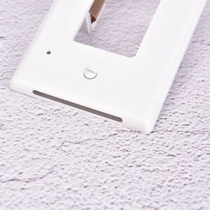 Image Is Loading Guide Light Outlet Wall Plate With Led Night