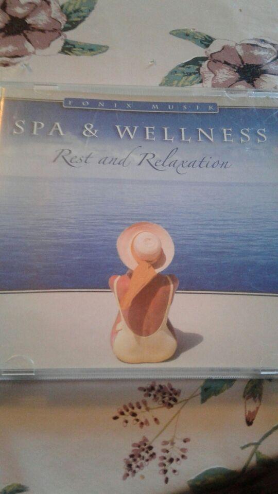 Fønikerne musik: Spa og wellness. Rest and relaxation,