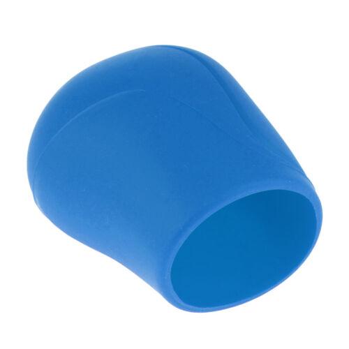 Schutzhülle Abdeckung Bezug für Auto Schaltknauf Handbremse Blau