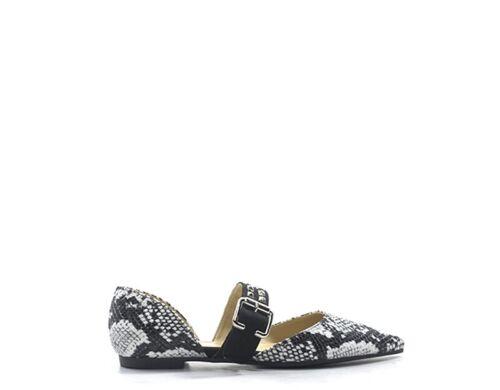 Frau Bianco 7300 Stoff bn Schuhe Papilla a7q1O4EwEx