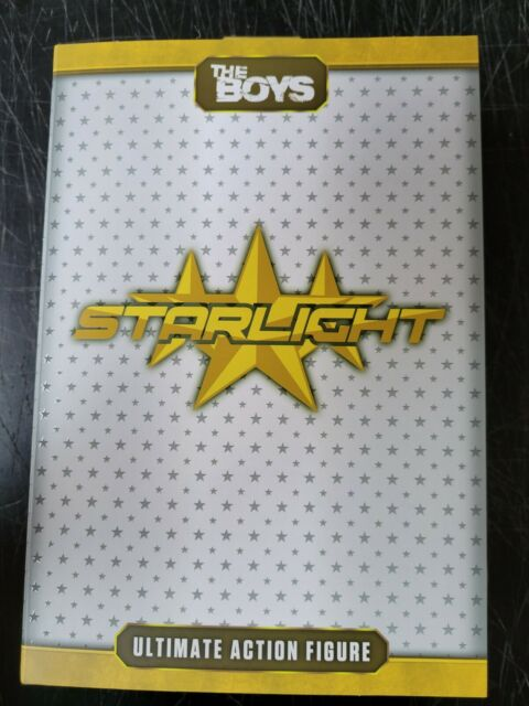 NECA The Boys Ultimate Starlight Exclusive Figure Brand New Sealed Free Shipping