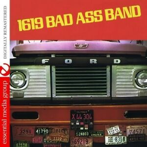 1619-Bad-Ass-Band-1619-Bad-Ass-Band-New-CD-Expanded-Version-Rmst