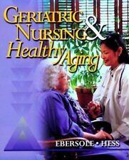 Geriatric Nursing & Healthy Aging