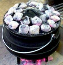 Pure Cast Iron Cauldron/Kettle/Potjie Size 2 or 5 Qt
