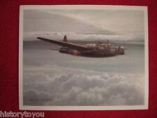 "Beautiful Brian Knight Print - ""Vickers Wellington MKIII"" - Complete Description"