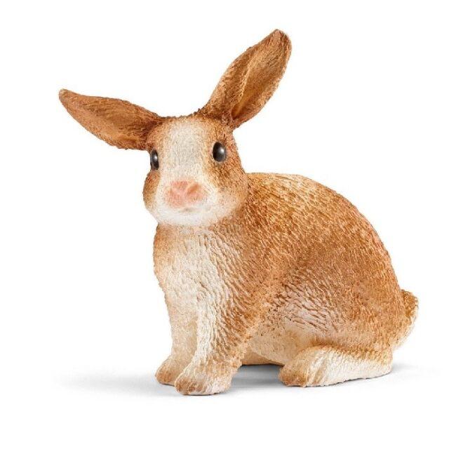 Schleich 13827 Rabbit 4 cm Series Farm Animal