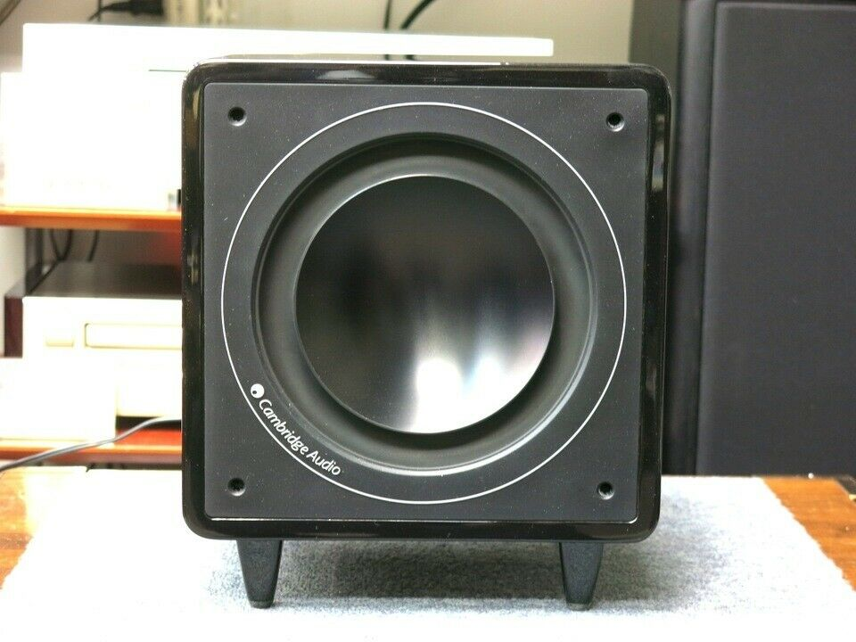 Subwoofer, Cambridge Audio, MinX X300