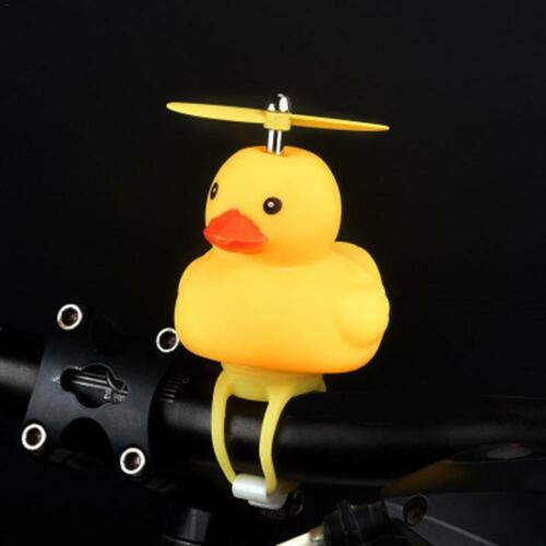 Bicycle bell mountain bike bicycle motorcycle bicycle accessories yellow duck