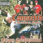 Felony Consequences [PA] by DarkRoom Familia (CD, Sep-2009, Darkroom Studios)