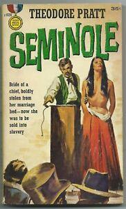 Seminole-by-Theodore-Pratt-Gold-Medal-s1028-1960-3rd-printing-VG-Florida