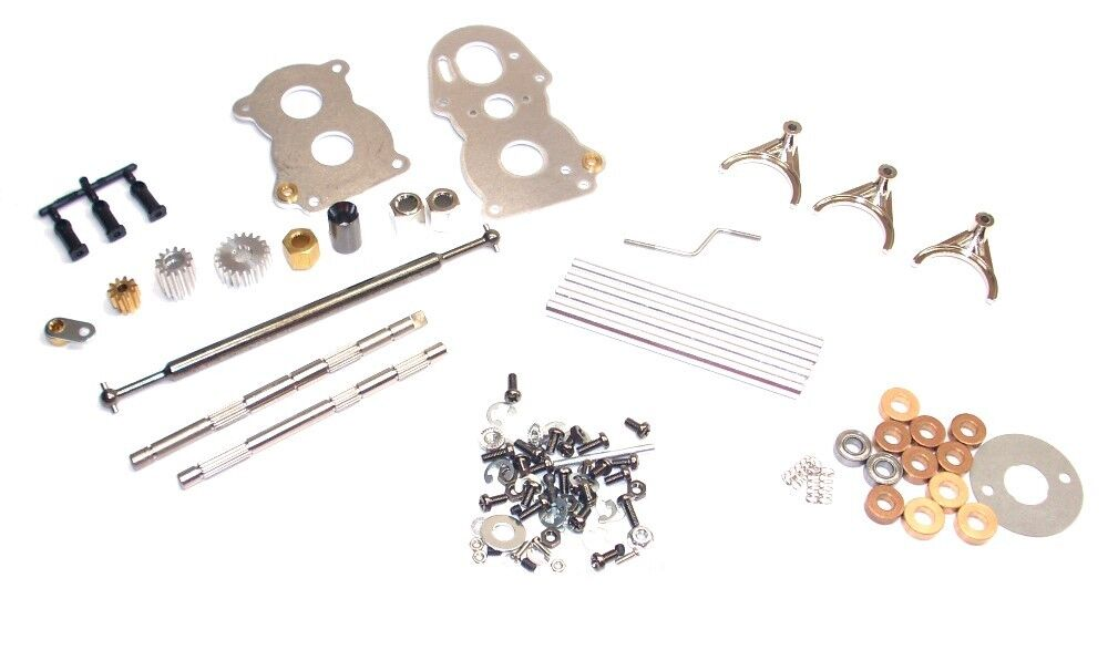 Tamiya 1:14 Mercedes Actros Spare Part Metal Parts Borsa D MB 19402555 T2L®