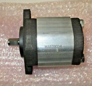 Marzocchi GHP1A-S-3 hydraulic gear Pump