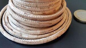 2-Metres-Liege-Cordon-3mm-Bracelet-Collier-Liege-Cordon-Corde-COR-01-Bracelets