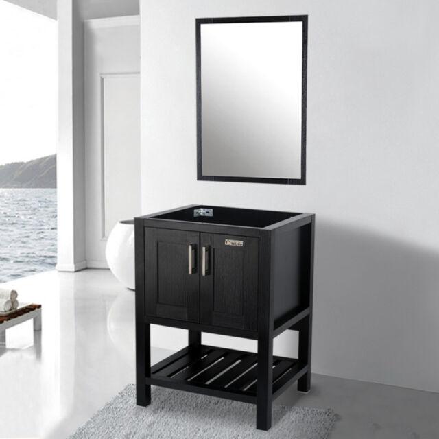 24 Inch Modern Bathroom Vanity Cabinet