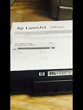 Used HP OEM Genuine Q5949A Used Toner for HP 1160 1320 3390 82%