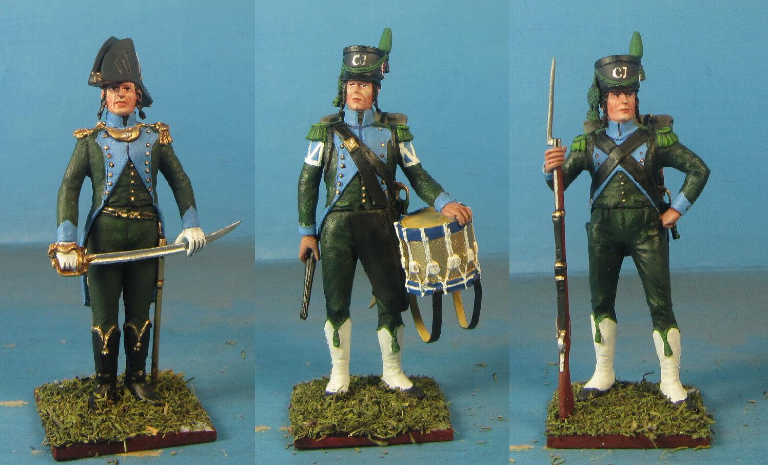Napoleonic Wars — Holland Israelite corps — 60mm High quality Metal Figure