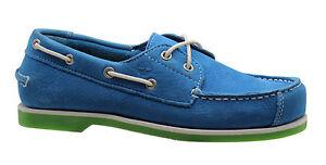 Zapatos Júnior Náuticos Ek Earthkeepers Azul Niños Ojos 2 Timberland 6894r Cuero qW7HXAw07c