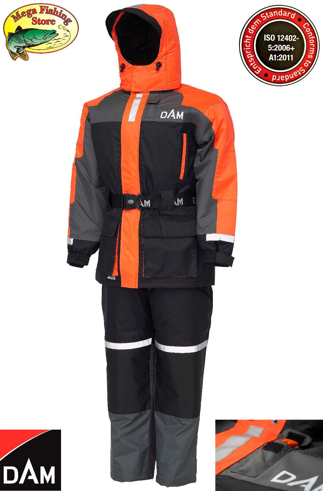 Dam outbreak flotación Suit 2-divisores-Jugara floatinganzug Noruega