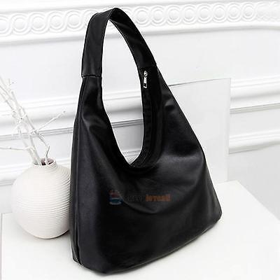 Fashion Women's Faux Leather Shoulder Bag Satchel Handbag Purse Tote Hobo Bags