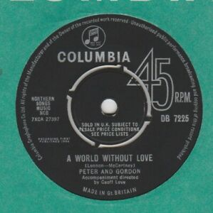 Peter-and-Gordon-034-A-World-Without-Love-If-I-Were-You-034-Columbia-1964-7-034
