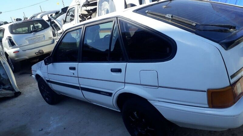 Toyota Corolla AVANTE 1986 Hatch Back - STRIPPING FOR SPARES. Toyopro AUTO