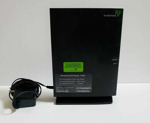 Windstream Wi-Fi modem T3200 T3260 Bonded VDSL2 Wireless AC Gateway Router. Buy it now for 69.99