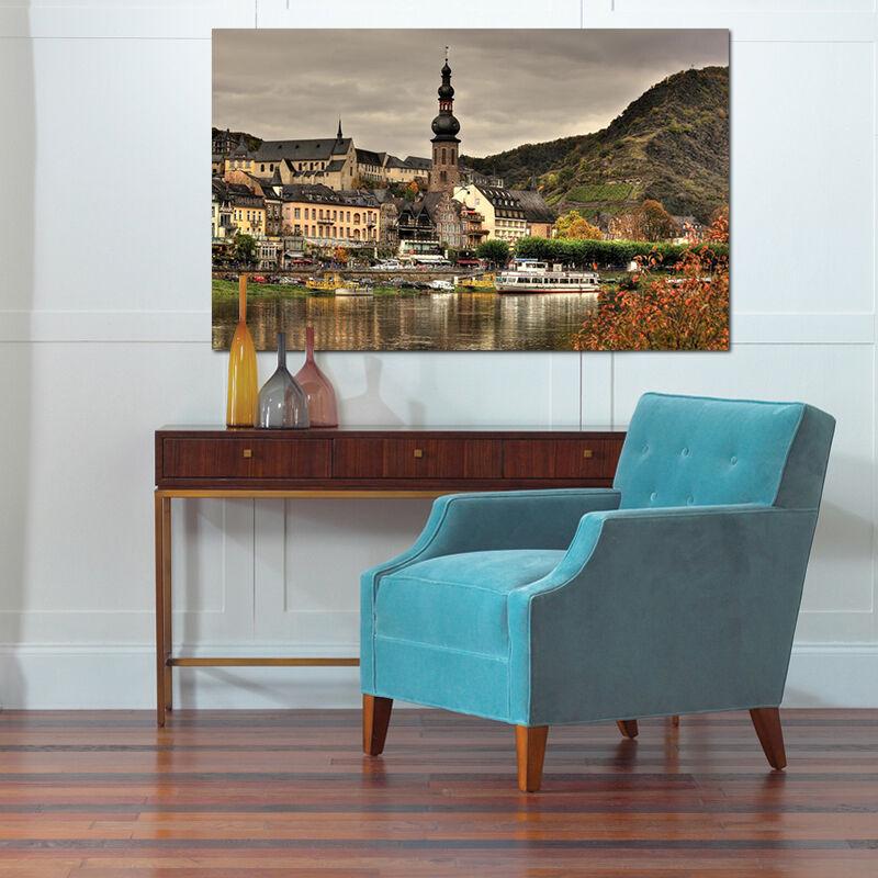 3D Schloss 76 Fototapeten Wandbild Fototapete Bild Tapete Familie AJSTORE DE