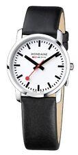 MONDAINE Swiss Railways Watch - Simply Elegant 36mm Polished (A400.30351.11SBB)