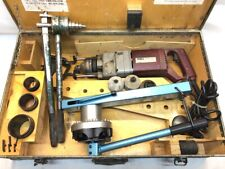 T Drill T 30g Pipe Drill Cutter Forming Tool Amp Notcher Cmp046711