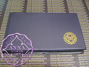 ANNA-NUMISMATICS-40-Banknotes-Currency-Holders-Pocket-Album