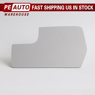New Replacement Mirror Glass with FULL SIZE ADHESIVE for 2011-2014 VOLVO XC70 XC90 Passenger Side View Right RH