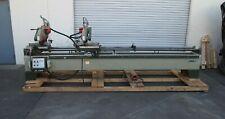 Omga Al260 2 Head 1378 Mitre Saw Woodworking Machinery