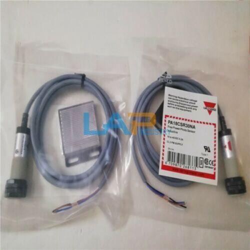 1PCS NEW Carlo Gavazzi Photoelectric Switch PA18CSR30NA 10-40VDC 200mA