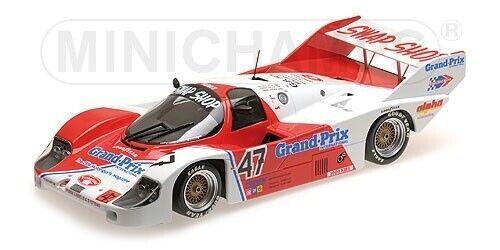 Porsche 956k T-bird Swap Galica Sutherland Henn 1000 Km Brands Hatch 1983 1 18