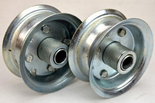 2 Felge 3.00-4//4.10//3.50-4  Metall Stahlfelgen  Sackkarrenrad Rad Ø260 Reifen